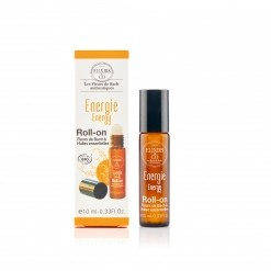 Roll-on énergie - 10 ml - Elixirs&Co