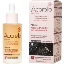 Sérum cure anti-repousse Bio - 50 ml Acorelle