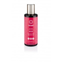 Shampooing Ayurvédique Rose - 210 ml Khadi