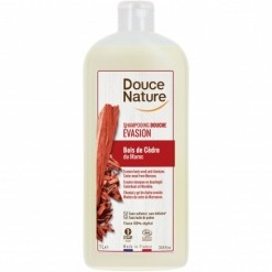Shampooing Douche Relaxant Santal - 1L Douce Nature