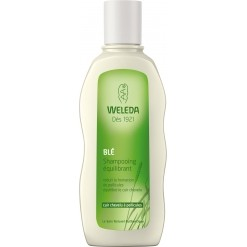 Shampooing équilibrant blé - 190 ml Weleda