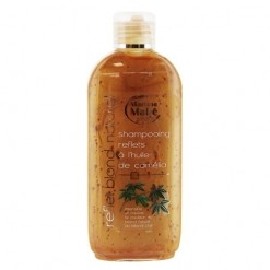 Shampooing reflet blond naturel - 200 ml Martine Mahé