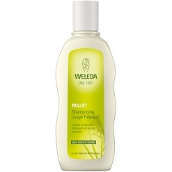 Shampooing usage frequent Millet - 190 ml Weleda