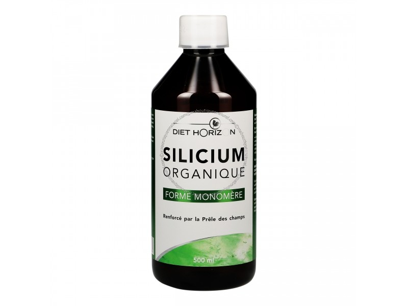 Silicium optimum - 500 ml - Diet Horizon