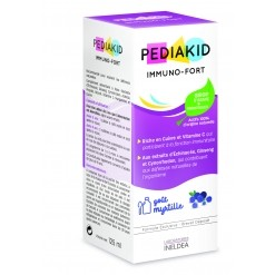 Sirop Immuno-Fort - 125 ml Pediakid