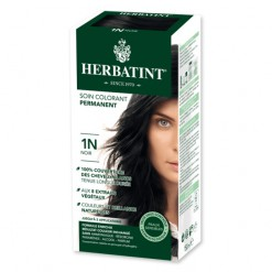 Soin colorant permanent 1N Noir - 150ml Herbatint