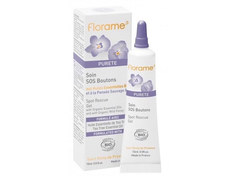 Soin SOS Boutons Bio - 15 ml - Florame