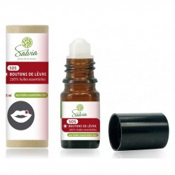 SOS Boutons de lèvres Roll'on - 5 ml Salvia Nutrition