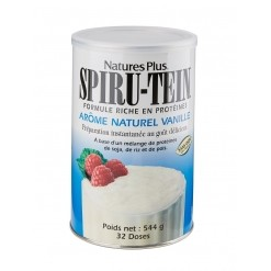 Spirutein vanille 32 doses - 544 g Nature's Plus
