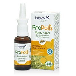 Spray nasal propolis - 30 ml - Ladrôme