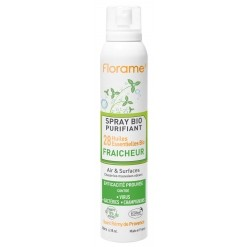 Spray purifiant Fraîcheur Bio - 180 ml  Florame