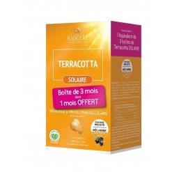 Terracotta C mélanine - 90 comprimés dont 30 offer ts Biocyte