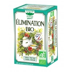 Tisane Elimination Minceur Bio - 20 sachets  Romon Nature