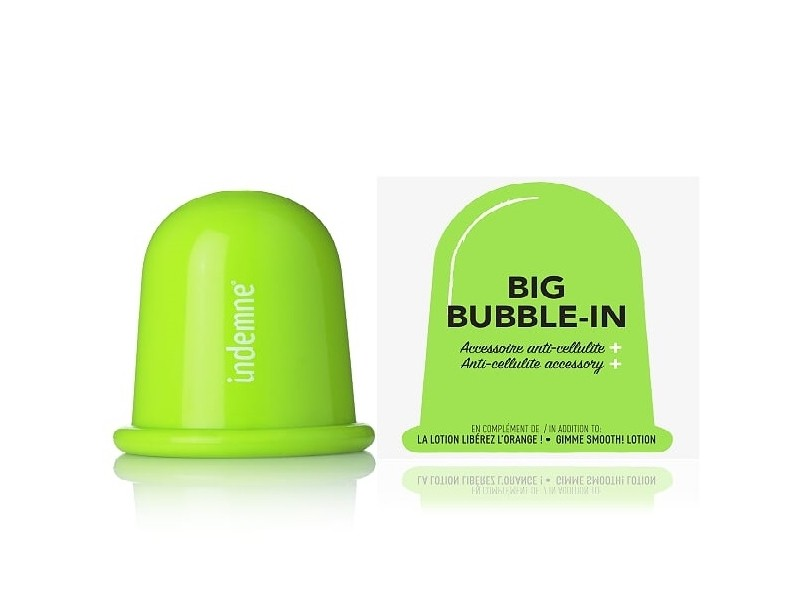 Ventouse Bubble In - Indemne
