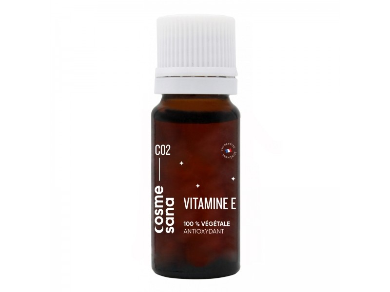 Vitamine E 100 % naturelle - 10 ml - Cosmesana