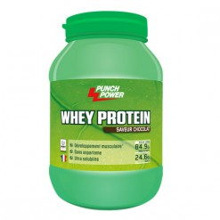 Whey Protein Chocolat - 750 gr - Punch Power