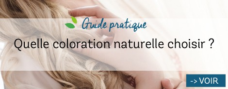 Guide : Quelle coloration naturelle choisir ?